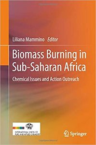 Biomass Burning in Sub-Saharan Africa: Chemical Issues and Action Outreach-cover