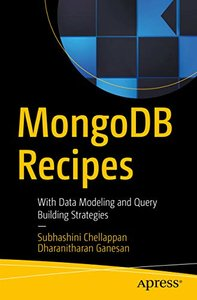 Mongodb Recipes: With Data Modeling and Query Building Strategies-cover