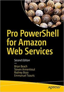 Pro Powershell for Amazon Web Services-cover