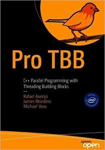 Pro Tbb: C++ Parallel Programming with Threading Building Blocks-cover