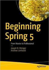 Beginning Spring 5: From Novice to Professional-cover