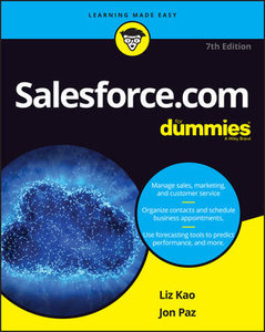 Salesforce.com For Dummies, 7th Edition-cover