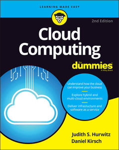 Cloud Computing For Dummies, 2nd Edition-cover