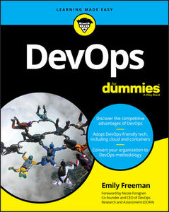 DevOps For Dummies-cover