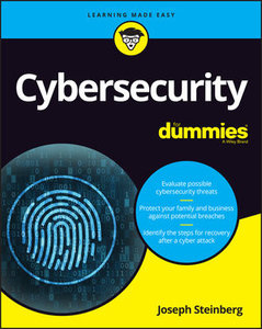 Cybersecurity For Dummies-cover