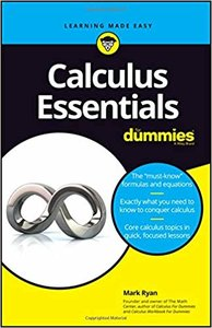 Calculus Essentials for Dummies-cover