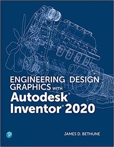 Engineering Design Graphics with Autodesk Inventor-cover