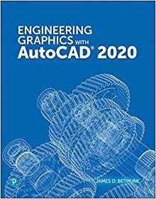 Engineering Graphics with AutoCAD-cover