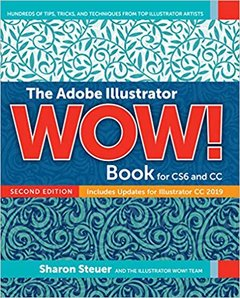 The Adobe Illustrator Wow! Book for Cs6 and CC-cover