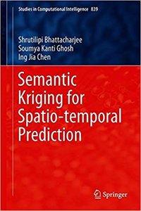 Semantic Kriging for Spatio-Temporal Prediction-cover