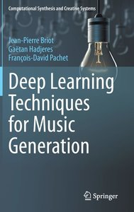 Deep Learning Techniques for Music Generation-cover
