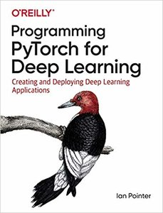 Programming PyTorch for Deep Learning-cover