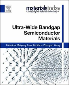 Ultra-Wide Bandgap Semiconductor Materials-cover