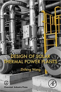 Design of Solar Thermal Power Plants-cover