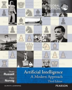 Artificial Intelligence: A Modern Approach, 3/e (GE-Paperback)-cover