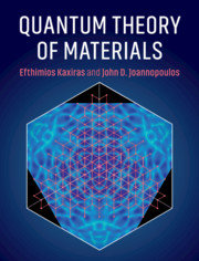 Quantum Theory of Materials (Hardcover)