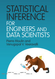 Statistical Inference for Engineers and Data Scientists (Hardcover)-cover