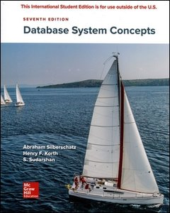 Database System Concepts, 7/e (Paperback)-cover