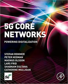 5G Core Networks: Powering Digitalization (美國原版)-cover