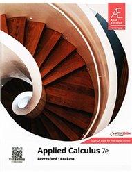 Applied Calculus, 7/e (Asia Edition)-cover