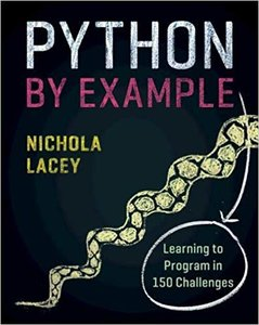 Python by Example: Learning to Program in 150 Challenges-cover