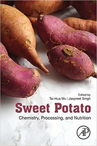 Sweet Potato: Chemistry, Processing and Nutrition-cover