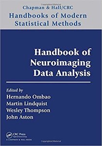 Handbook of Neuroimaging Data Analysis-cover