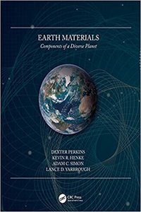 Earth Materials: Components of a Diverse Planet-cover
