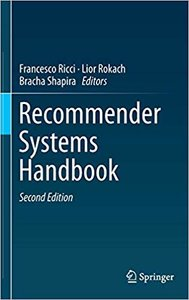 Recommender Systems Handbook, 2/e (Hardcover)