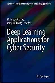 Deep Learning Applications for Cyber Security-cover
