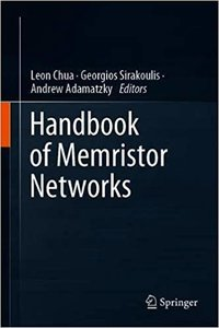 Handbook of Memristor Networks-cover
