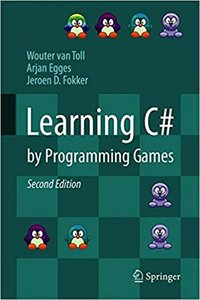 Learning C# by Programming Games (by dhl)-cover