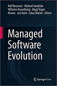 Managed Software Evolution-cover