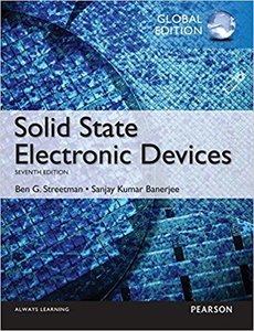 Solid State Electronic Devices, 7/e (GE-Paperback)-cover