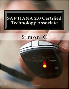 SAP HANA 2.0 Certified Technology Associate-cover