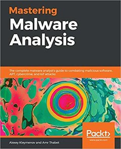 Mastering Malware Analysis-cover