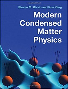 Modern Condensed Matter Physics (Hardcover)-cover