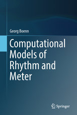 Computational Models of Rhythm and Meter-cover