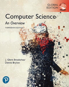 Computer Science: An Overview, 13/e (IE-Paperback)-cover