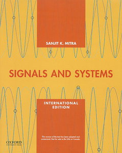 Signals and Systems (IE-Paperback)-cover