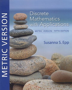 Discrete Mathematics with Applications, 5/e (Metric Edition)(Paperback)-cover