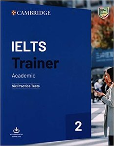 Ielts Trainer 2 Academic-cover