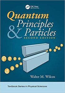 Quantum Principles and Particles, Second Edition-cover