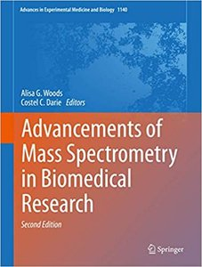 Advancements of Mass Spectrometry in Biomedical Research-cover
