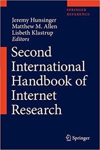 Second International Handbook of Internet Research-cover