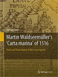 Martin Waldseemüller's 'carta Marina' of 1516: Study and Transcription of the Long Legends-cover