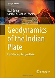 Geodynamics of the Indian Plate: Evolutionary Perspectives-cover