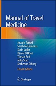 Manual of Travel Medicine-cover