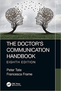 The Doctor's Communication Handbook, 8th Edition-cover