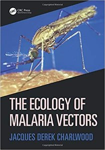 The Ecology of Malaria Vectors-cover